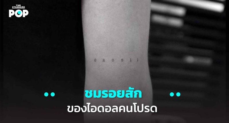 idols tattoos