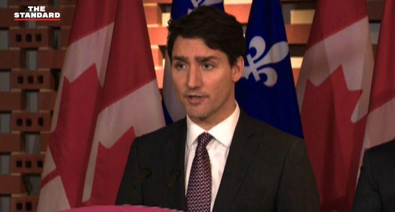 UPDATE_จัสติน ทรูโด แจงรัฐบาลแคนาดา_WEB_COVER