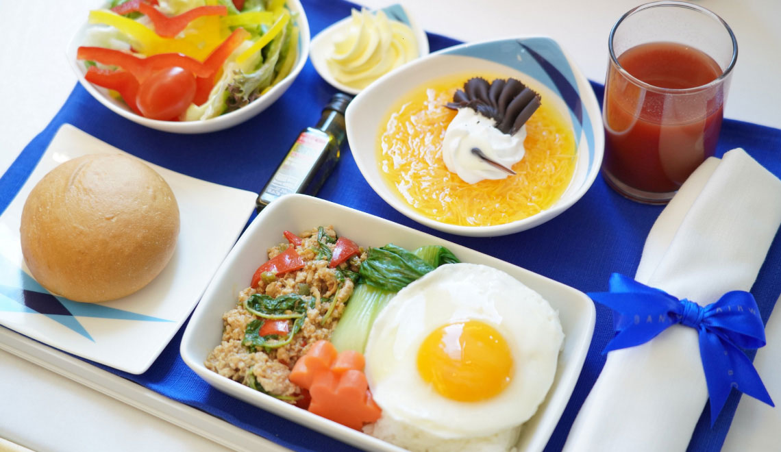 Bangkok Airways 2019 Boutique Street Food