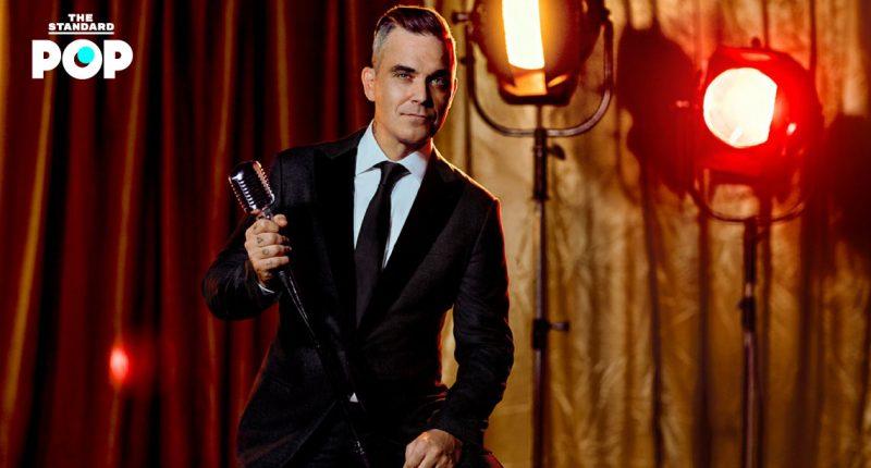 Robbie Williams THE STANDARD POP