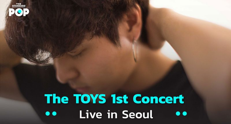 The TOYS 1st Concert Live in Seoul
