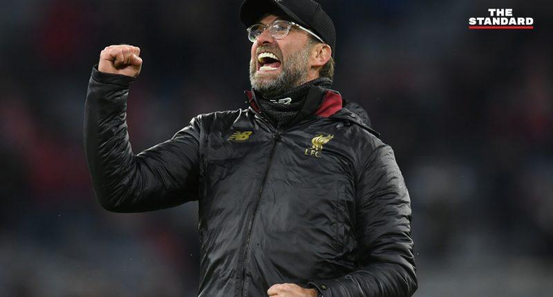 Jurgen Klopp says Liverpool are among Europe's elite again
