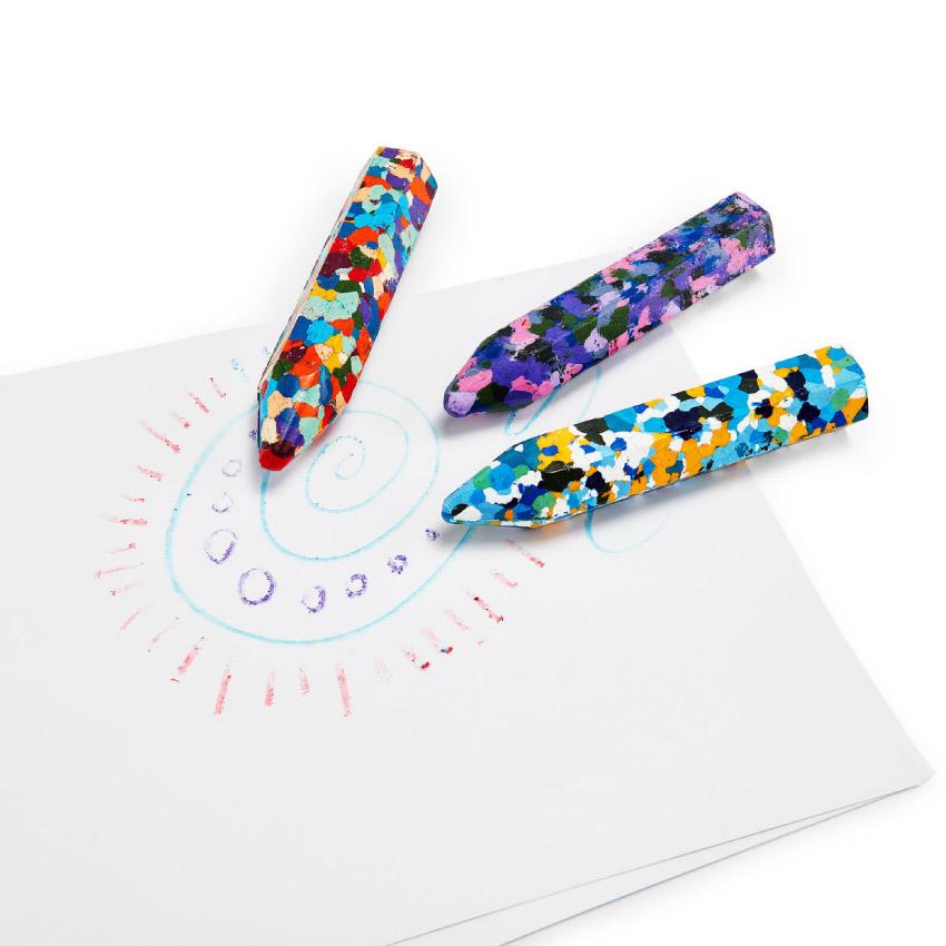 MoMA Smush Crayon