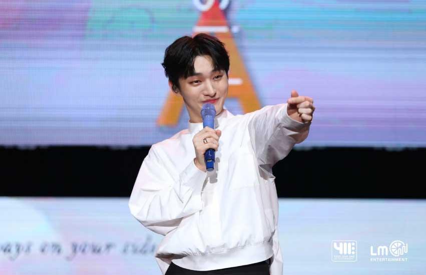 2019 Yoon Jisung 1st Fan Meeting: Aside in Bangkok