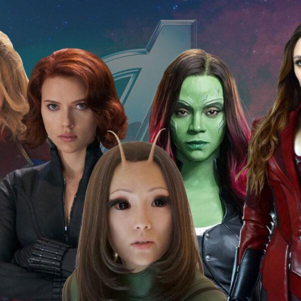 Avengers heroines