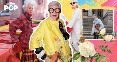 Fashion Icons Over 50