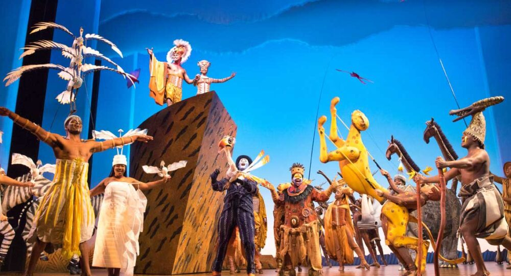 The Lion King the musical