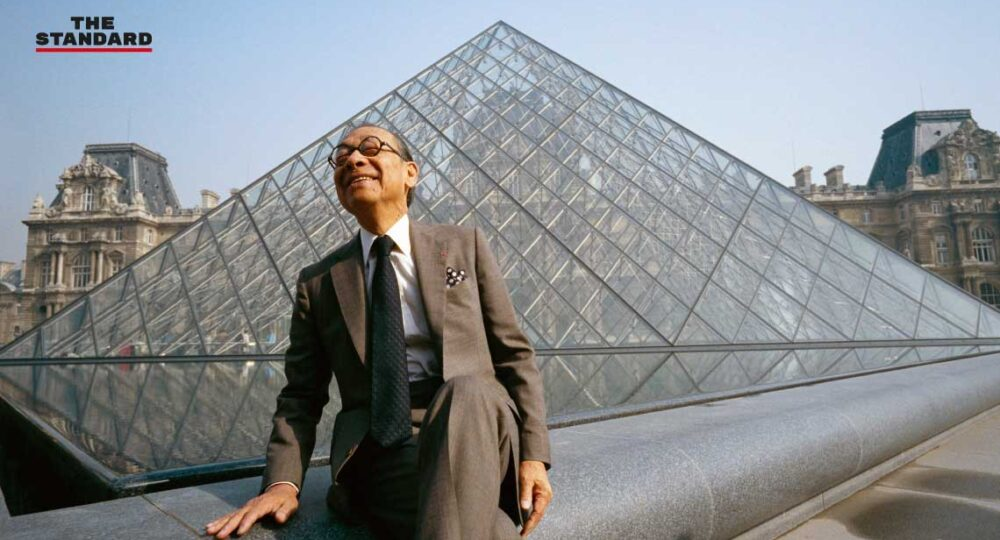 Architect IM Pei Who Designed Louvre Pyramid Dies at 102