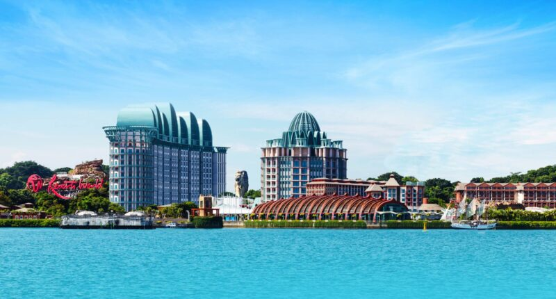Resorts World Sentosa Singapore