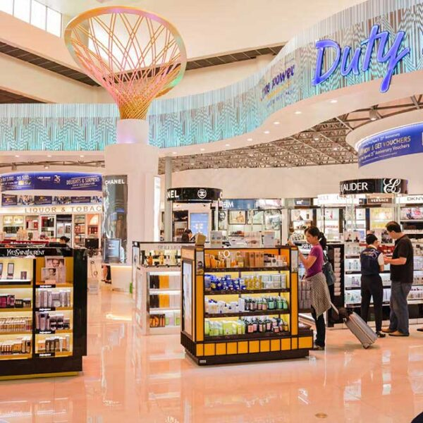 King Power wins another duty-free shop deal