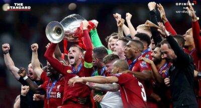 Liverpool win sixth European Cup