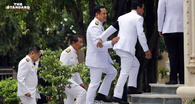 Prayut gets royal endorsement as prime minister