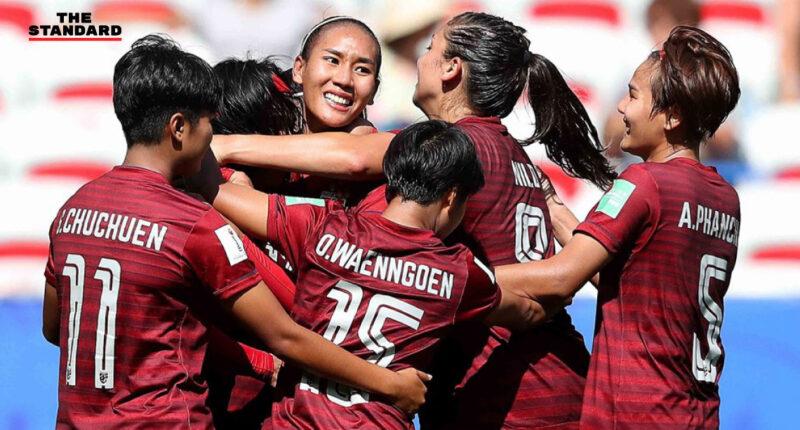 UPDATE-กาญจนา สังข์เงิน ยิงประตูแรกให้กับทีมชาติไทยในฟุตบอลโลกหญิง 2019_cover_