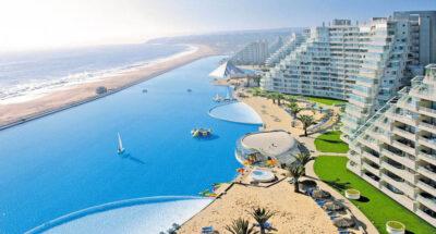World's Largest Swimming Pool san alfonso del mar
