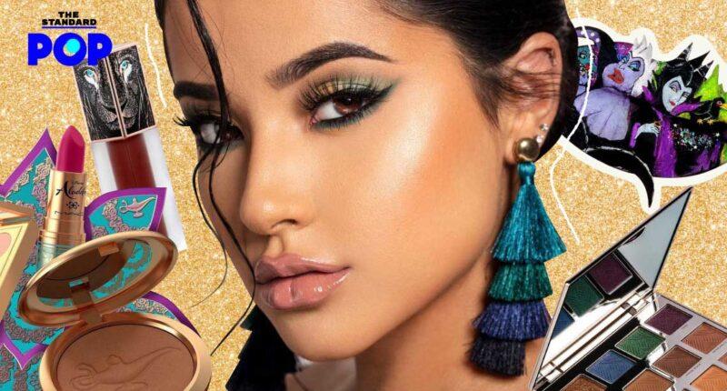 disney makeup collection