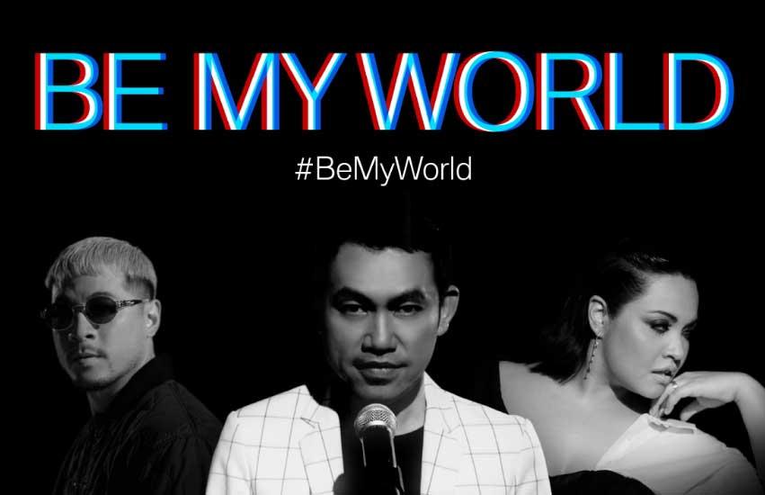 BMW Be My World
