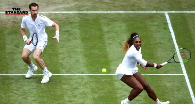 Andy Murray & Serena Williams