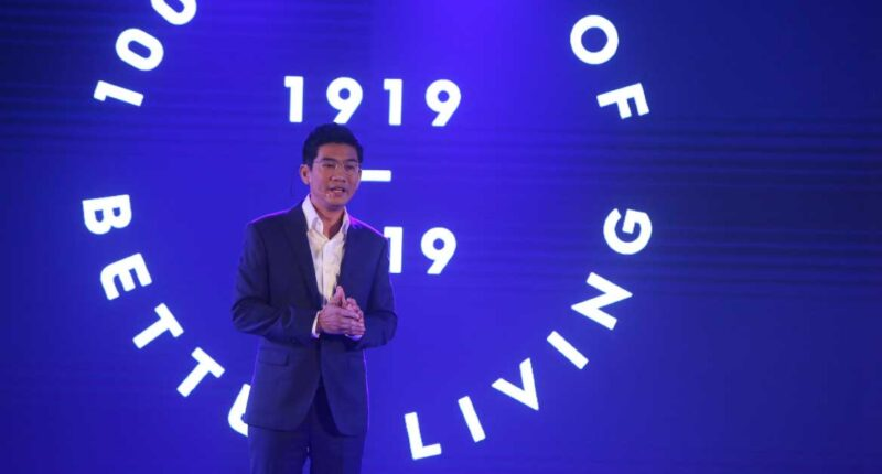 electrolux 100 years of better living