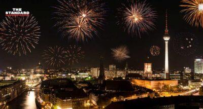German environmentalists urge ban on fireworks