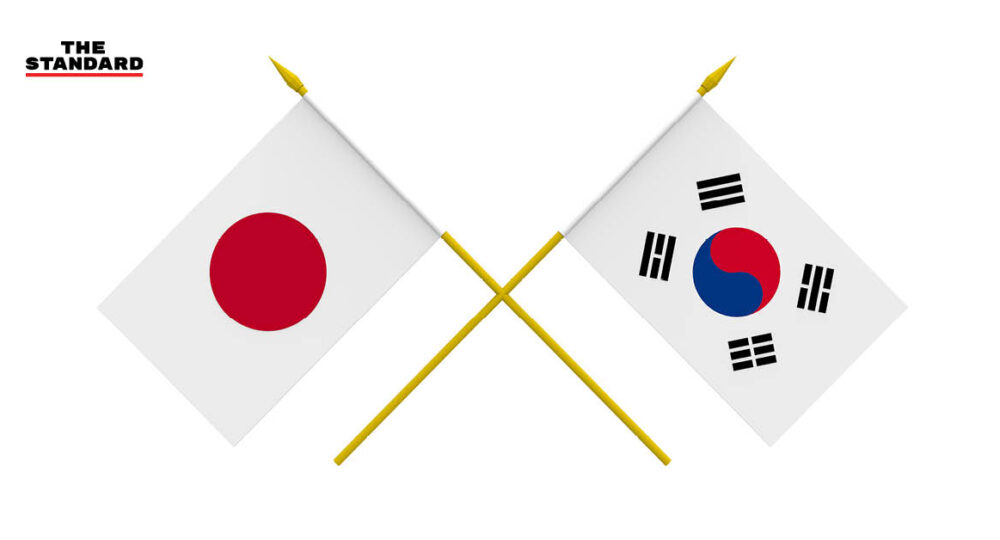 Korea Calls boycott of Japan goods