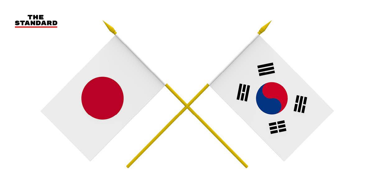 Korea Calls boycott of Japan goods