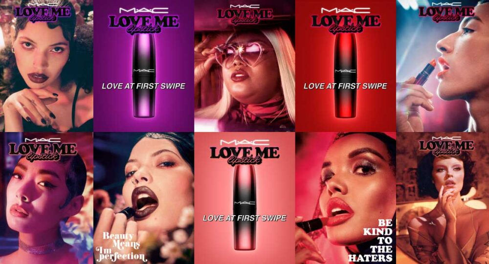 MAC Love Me Lipstick