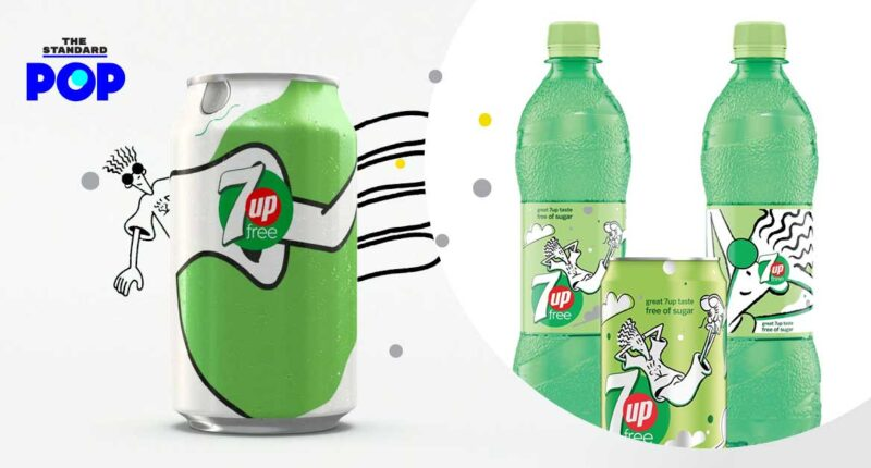 7UP Fido Dido Feels Good to Be You