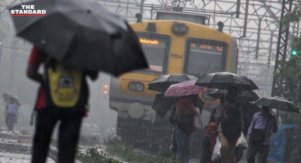 mumbai rain effect