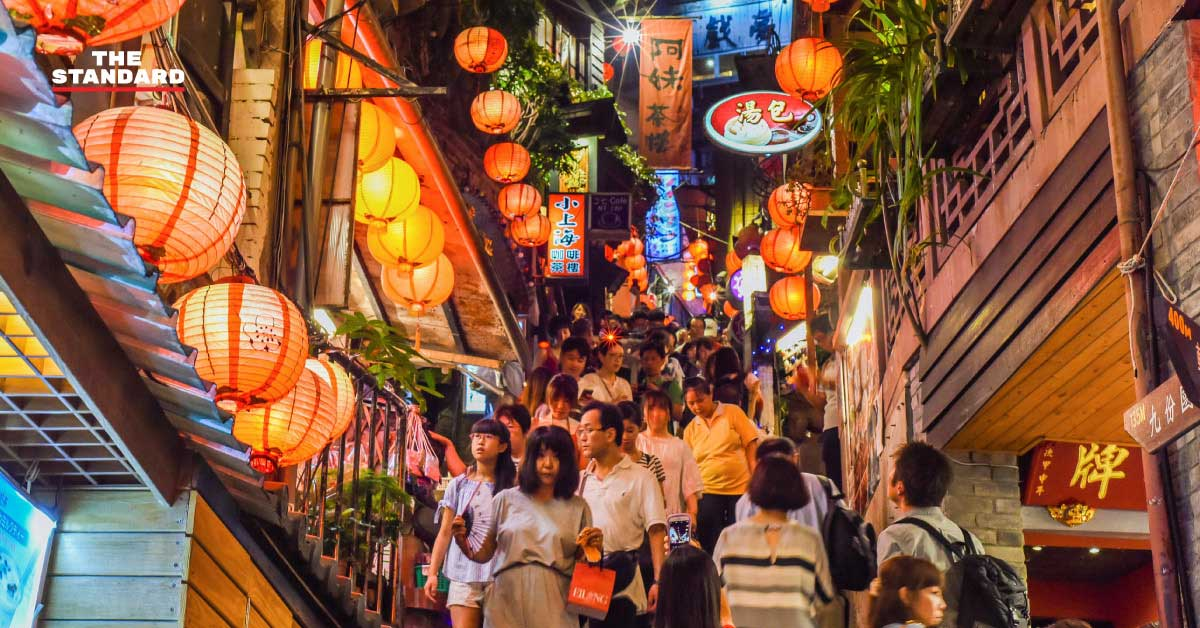 taiwan extends visa free arrivals for thai