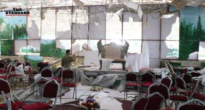 เหตุระเบิดในอัฟกานิสถาน