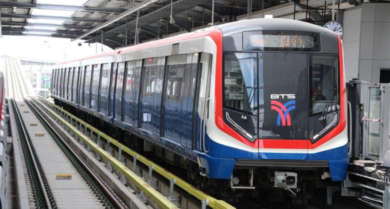 BTS เสริมขบวนรถไฟฟ้า