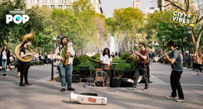 city vibes new york