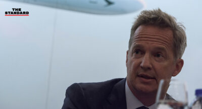 Cathay Pacific Airways CEO Rupert Hogg resigns