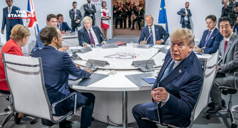 การประชุมสุดยอดผู้นำ G7