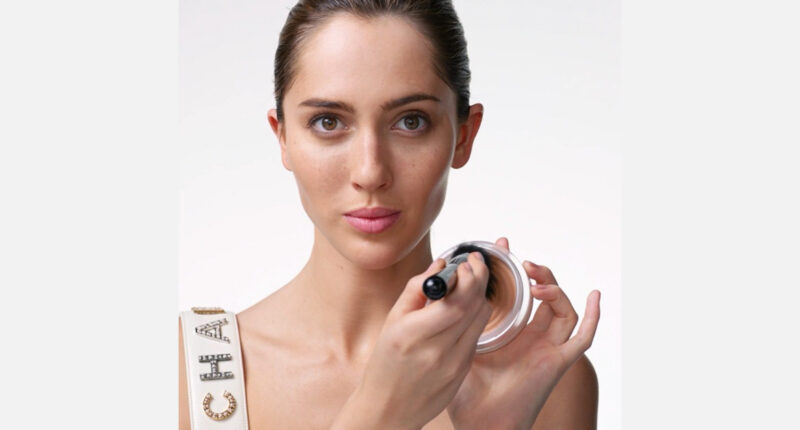 Teddy Quinlivan Chanel Beauty