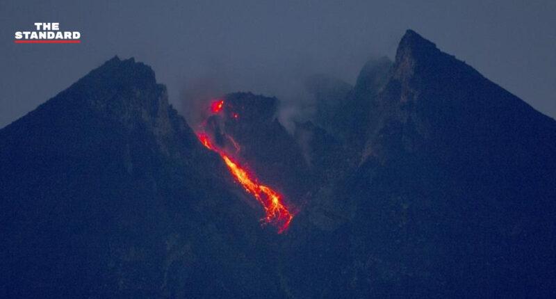 ภูเขาไฟเมราปี