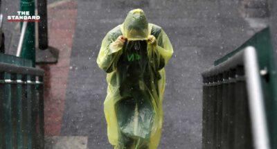 กรุงเทพฯ ฝนตก