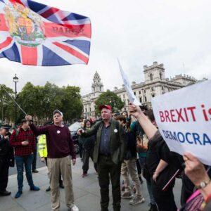 การปิดประชุมสภาฯ อังกฤษ