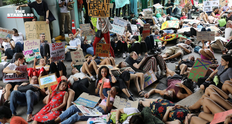 Global Climate Strike: Bangkok