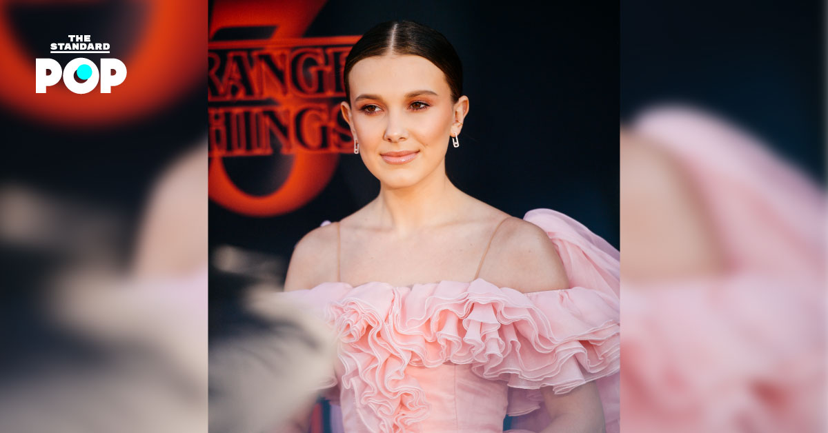 Millie Bobby Brown A Time Lost Netflix