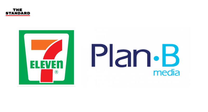 PLANB 7-Eleven Advertising management