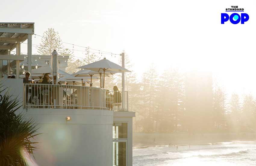 Burleigh Heads Beach Gold Coast