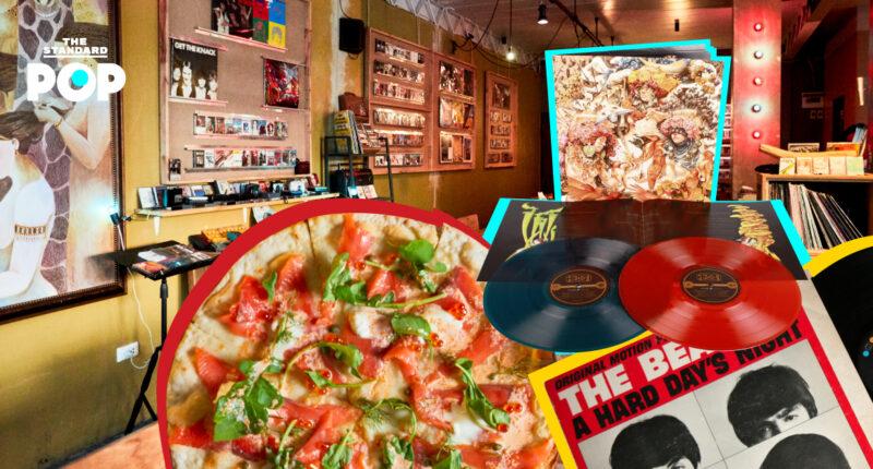 Pizza Pazza Music Room