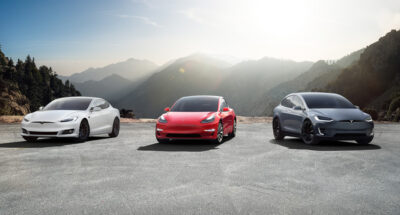 Tesla เปิดตัวประกันรถยนต์ของบริษัท