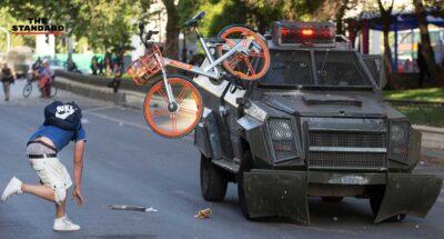 การประท้วงในชิลี