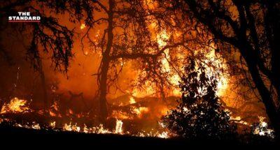 คนอเมริกันต้องตั้งชื่อไฟป่า