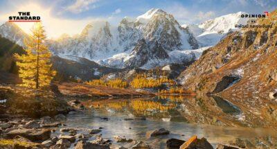 เทือกเขาอัลไต