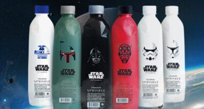 Sprinkle Star Wars