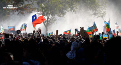 Chile protesters