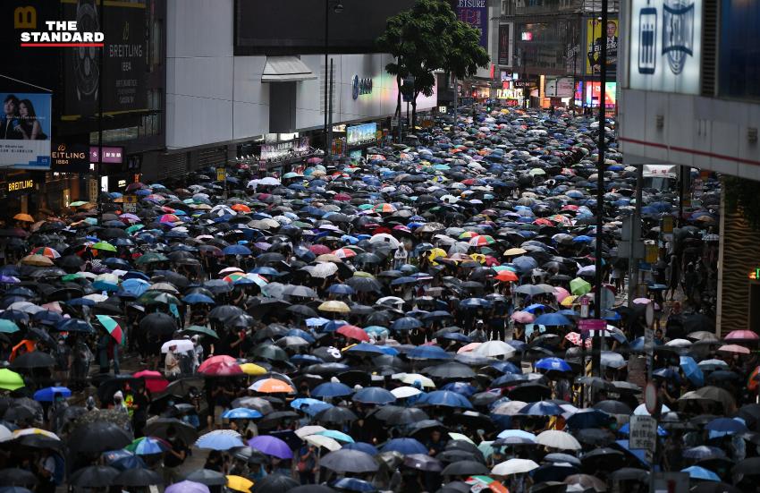 Hong Kong disparity